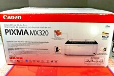 Canon PIXMA MX320 All (5)-In-One High Speed Inkjet PRINTER Bluetooth NEW! Boxed