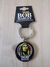 Bob Marley   Official Key Ring/Key Chain NEW