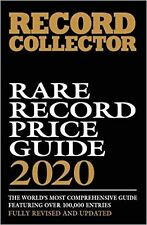 Rare Record Price Guide 2020 New Book