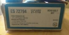 Brand New Ford/Mazda Fel Pro Head Bolt Set NIB ES 72794/21-1118
