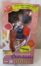1992 Auburn University AL Collegiate Sports Cheerleader Doll with Diploma