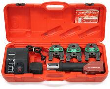 Rothenberger ROMAX Compact B-Press Machine Tool Kit 15-25mm