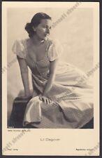 LIL DAGOVER 35 ATTRICE ACTRESS SCHAUSPIELERIN CINEMA MOVIE STAR Cartolina FOTOGR