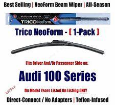Super Premium NeoForm Wiper Blade (Qty 1) fits 1970-1977 Audi 100 Series - 16160