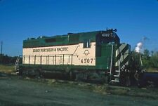 Kodak Original Slide  EMD GP35  INPR #4507  ex- SOU  1995  UP  BN