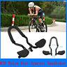Bicycle Bike MTB Rest Handlebar Relaxation Handle Triathlon Road Arm Rest Bar