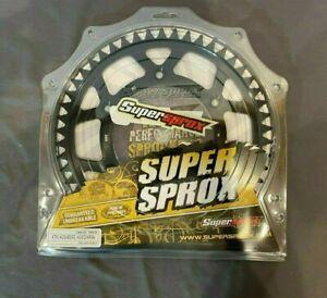SuperSprox RAL-990 Chain 520 50-Tooth Rear Sprocket for KTM Husaberg Husqvarna