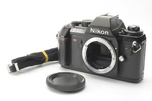 Nikon F-301 35mm SLR Film Camera (Body Only) - Black ***Full Working Order***