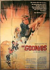 LES GOONIES Affiche ALLEMANDE / DEUTSCH Movie Poster STALLONE