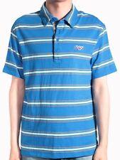 Armani Jeans Mens Blue H/S Polo Tshirt - Sz XXL & XXXL BNWT