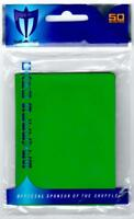 Max Protection YUGIOH Card Sleeves Flat GREEN (50 Count) Yu-Gi-Oh!