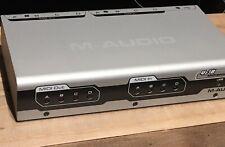 M-Audio Midisport 4 X 4 USB Bus-Powered MIDI Interface