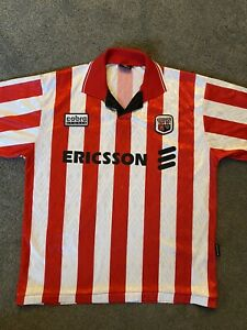 Brentford Home Shirt 1996