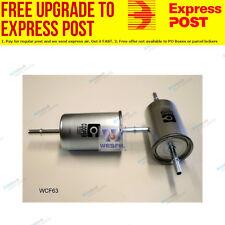 Wesfil Fuel Filter WCF63 fits Volvo C30 T5
