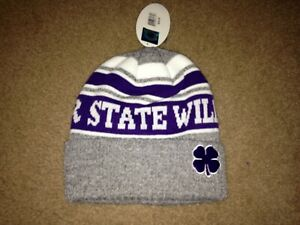 Black Clover Weber State Live Lucky Beanie NWT cuff hat