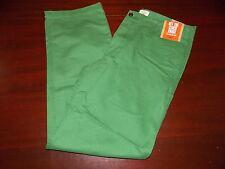 mens dockers off the clock khaki pants 29x30 nwt d2 green