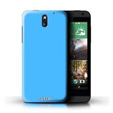 Étuis, housses et coques bleu mat pour téléphone mobile et assistant personnel (PDA) HTC