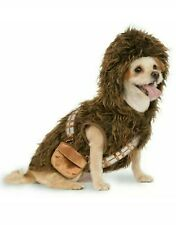 Rubies Disney Star Wars Chewbacca Dog Costume Halloween LARGE msrp $34.95 NWT