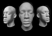 LIFE MASK WILL SMITH LIFE CAST LIFEMASK CAST PLASTER  LIFECAST