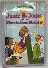 Junie B. Jones and That Meanie Jim's Birthday by Barbara Park (1996, Paaperback)