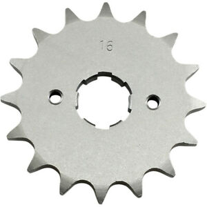 Parts Unlimited Counter Shaft Sprocket - 16-Tooth   23801344-000-16