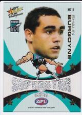 2009 Select Mascot Superstar Gem Card  - Shaun Burgoyne