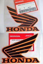GENUINE Honda CBR REPSOL Wing Sticker Decals Stickers ***UK STOCK***