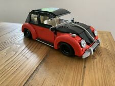 LEGO Creator Volkswagen Beetle 10252 Custom Made With Genuine LEGO