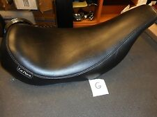 LEPERA SILHOUETTE SOLO Seat for HARLEY DAVIDSON  91-07 TOURING