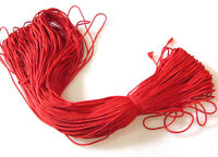 New 2mm Diameter 300Ft Parachute Cord Paracord Lanyard Survival red