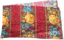 "Liz Claiborne Ladies Polyester Scarf 61"" X 14"" Multiple Color Floral"