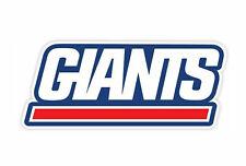 New York Ny Giants Sticker Vinyl Decal 3-77