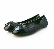 Patent Leather Lace-up Trainers for Women