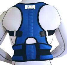 Neoprene Magnetic Posture Bad Back Corrector Lumbar Shoulder Support Belt Brace