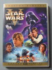 DVD STAR WARS V : L'EMPIRE CONTRE ATTAQUE - HAMILL / FORD - EDITION SIMPLE
