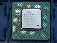 INTEL PENTIUM 4@1.4 Ghz@SOCKET 423 CPU@FULLY TESTED WORKING ORDER SL4WS@RARE CPU