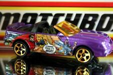 2013 Matchbox Batman Exclusive Ford Mustang Cobra Convertible