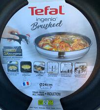 Poele Tefal Ingenio»Brushed Titanium Excellence 24 Cm Tous Feux + Induction