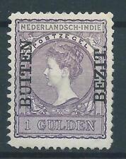 1908TG Nederlands Indie NR.97postfris mooi zegel zie foto's.