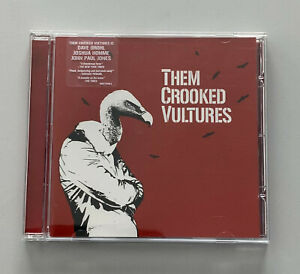 Them Crooked Vultures - CD