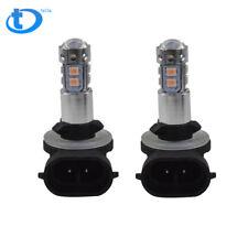 Fog Driving Light 2x 881 889 14000K Purple 50W CREE LED Headlight Bulbs Kit NEW