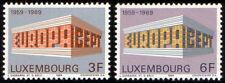 Luxembourg 1969 Mi 788-89 ** Europa Cept