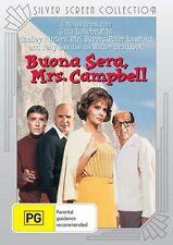 BUONA Sera Mrs. Campbell - DVD Region 4