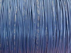BLUE 22 AWG Gauge Stranded Hook Up Wire Kit 1000 ft Ea REEL UL1007 300 Volt
