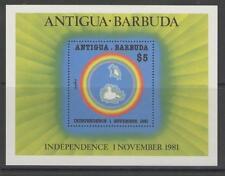 ANTIGUA SGMS722 1981 INDEPENDENCE MNH