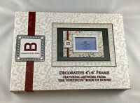 Museum of the Bible Collectible Photo Frame Decorative 4x6 Picture NEW IN BOX