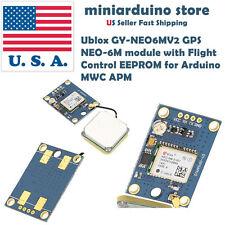 GPS U-blox NEO-6M Module Aircraft Flight Controller For Arduino MWC IMU NEO-6MV2