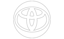 Genuine Toyota Center Cap 42603-02220