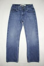 Levi's 514 Slim Straight Fit Red Tab Jeans Med Wash Youth Boy's 14 Reg (27x27)