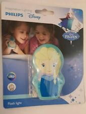 Philips Disney Frozen Princess Anna Children's Pocket Torch and Night Light LED